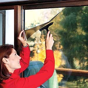 house window tinting